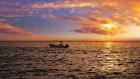 Transparente Wellen des karibischen weißen Sandufers stock video footage
