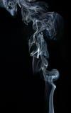 Transparented white cloud of smoke Royalty Free Stock Image