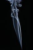 Transparented white cloud of smoke Royalty Free Stock Photos