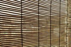 Transparentes Fensterzelt Stockfotografie
