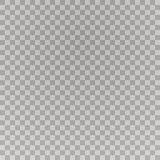 Transparentes Gitter des transparenten Hintergrundes Farblose graue und weiße Schachbrettbeschaffenheit Standardzweidimensionales lizenzfreie abbildung