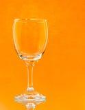 Transparentes Glasglas Stock Abbildung