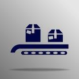 Transportörsystem Royaltyfri Illustrationer