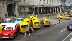 Transport à La Havane, Cuba, Coco-impôt [ photo libre de droits
