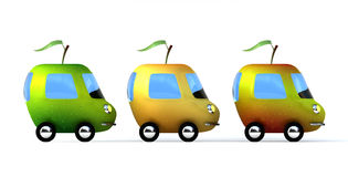 Transport écologique Image stock