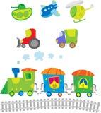 Transport stock illustration