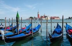 Transport av Venedig Fotografering för Bildbyråer