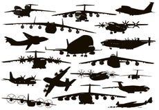 Transport aviation Stock Image