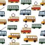 Transport retro background royalty free illustration