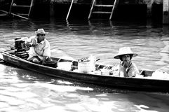 Transport boat. Thailand Royalty Free Stock Image