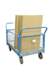 transport cart Stock Photography
