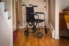 Transport chair. Stock Images
