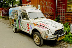 Transport of Christiania Royalty Free Stock Photo
