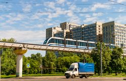Transport in city Stock Photography