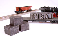 Transport concept Royalty Free Stock Photos
