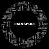 TRANSPORT. Royalty Free Stock Photos