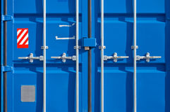 Transport Container Royalty Free Stock Image