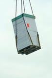 Transport de cargaison s'arrêtant Images libres de droits