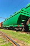 Transport de grain Image stock