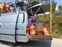 Transport de Griechischer Photographie stock