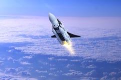 Transport de l'espace Photographie stock libre de droits