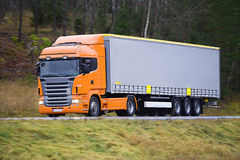 Transport de la livraison Images stock