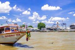 transport de masse de bateau Photos libres de droits