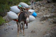 Transport de montagne photos stock