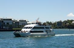 Transport de port Photo libre de droits
