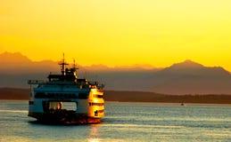 Transport de Seattle photographie stock