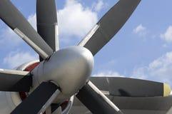 Transport de turbopropulseur Photographie stock