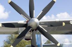 Transport de turbopropulseur Image libre de droits