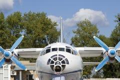 Transport de turbopropulseur Images libres de droits
