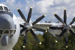 Transport de turbopropulseur Photo libre de droits