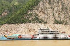 Transport de voie d'eau Photo stock