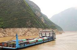 Transport de voie d'eau Photos stock