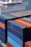 Transport der Lieferung Stockfotos