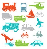 Transport design Stock Images