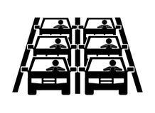 Transport design Royalty Free Stock Images