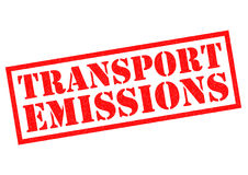 TRANSPORT EMISSIONS Royalty Free Stock Photography