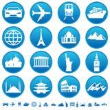 Transport et vues Photographie stock