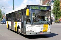 Transport för VDL Jonckheere Arkivbild