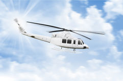 Transport Helicopter Royalty Free Stock Photography