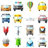 Transport Icon Stock Photos