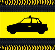 Transport icon Royalty Free Stock Photography
