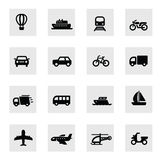 Transport icon Royalty Free Stock Image