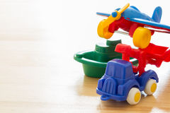 Transport infrastructure Stock Image