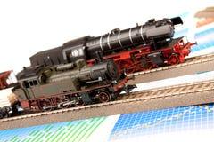 transport intrenational lokomotywy transport Obrazy Stock
