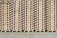 Transport-Ladeplatten stockbild