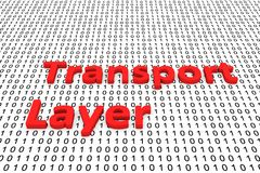 Transport layer Stock Images